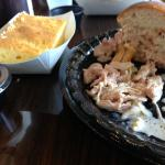 chicken and cole slaw sandwich