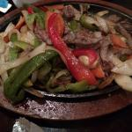 Steak Fajitas - Yummy!