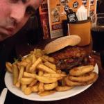 Burger Challenge...