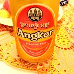 The famous Angkor Beer