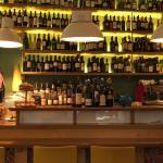 Il Bar dell'Osteria dell'Ingegno a Corso Trieste