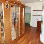 Sauna infrarouge privatif
