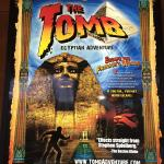 Poster for the Tomb Adventure