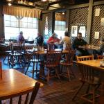 Dining Area at Cracker Barrel Clemmons, NC