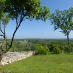 La Casita: the view from the private hill-top terrace