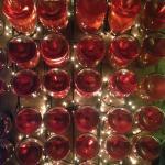Esposizione di vino