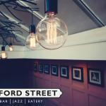 lighting decor at Bedford street
