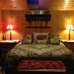 Knotty or Nice Cabin Foto