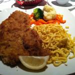 The best schnitzel