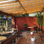"Restaurant ""Jachtklubas"" (Yacht club) terrace"