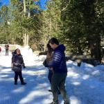 Playground : snow!