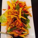 Thai Mango Salad..