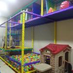 Espaço para as crianças