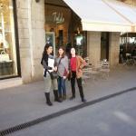 Gostoso e bem perto do centro de Milão.