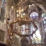 Baldaquin d'Antoni Gaudi