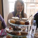 Special afternoon tea