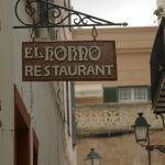 Bienvenidos al restaurante El Horno en Ciutadella