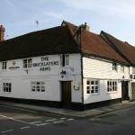 Bricklayers Arms resmi
