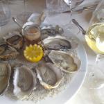 Huîtres n°2 et même n°1 de Noirmoutier
