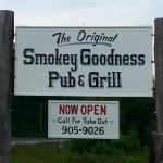 The Original Smokey Goodness Pub and Grill