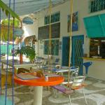 Inside the Café