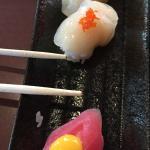 Wonderful sushi
