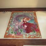 Quilt of Rebecca the legend of the Lodge!!!