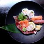Sashimi and Sushi and Katsura