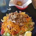 Sheff salad!!!