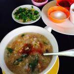 Yumi ! Fish and Rice soup ��