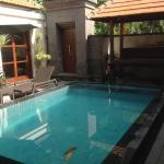 villa 2 pool is awesome, clean and refreshing !!!!