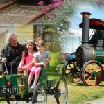 The Pioneer Village in Kaikohe New Zealand
