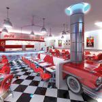 50's Diner Restaurant