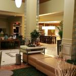 Lobby Area at Hilton Garden Inn Columbia, MD