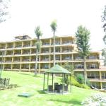 The Carlton Hotel in Kodaikanal