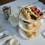Afternoon Tea at Fawsley Hall