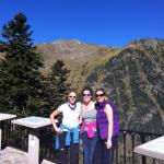 Experiencing the wonderful mountains in the Pyrenees