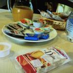 colazione...