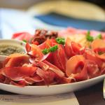 Mediterranean Platter to share