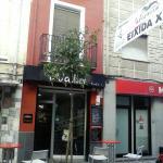 Avallier Cafe. Gandia