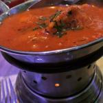 Frango ao curry!