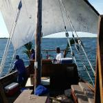 There's Something Quite Magical About Being Pampered Aboard a Dhow.
