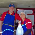 Pad Thai Streat Owners Alan & May - always service with a smile!