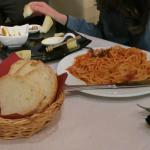 child's size pasta