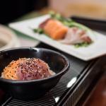 La nostra selezione di sashimi