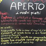 Antipasti e primi piatti ! Fabio Cremona (il presidente )