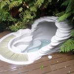 Private hot tub #3