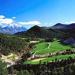 Ironbridge Golf Club, in the heart of the Roaring Fork Valley, Colorado