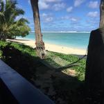 Foto de Aro'a Beachside Inn