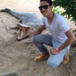 cool mr. Croc! I love it!